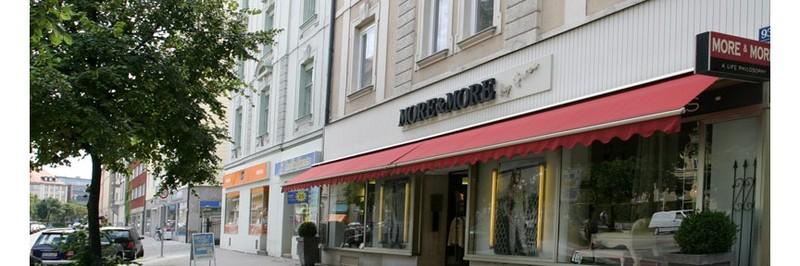 Blutenburgstrasse, rue adjacente